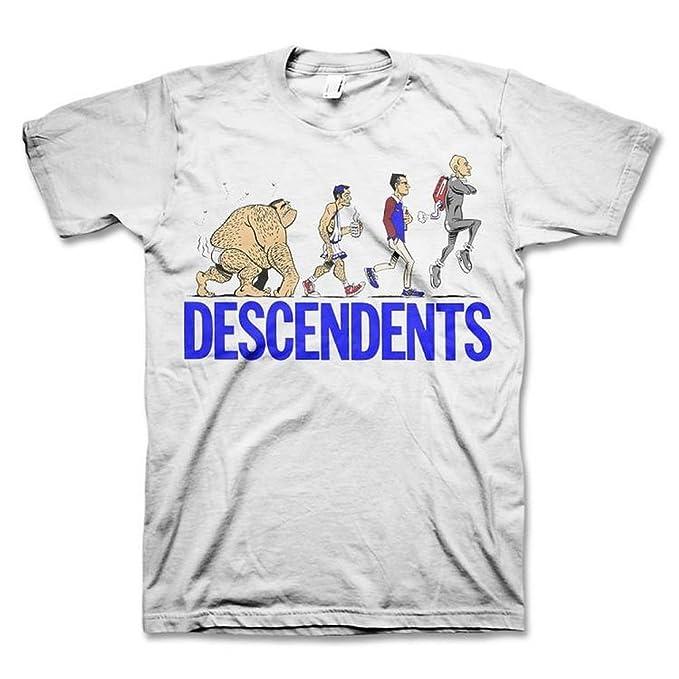 Amazon.com: Descendientes Ascent de hombre playera: Clothing