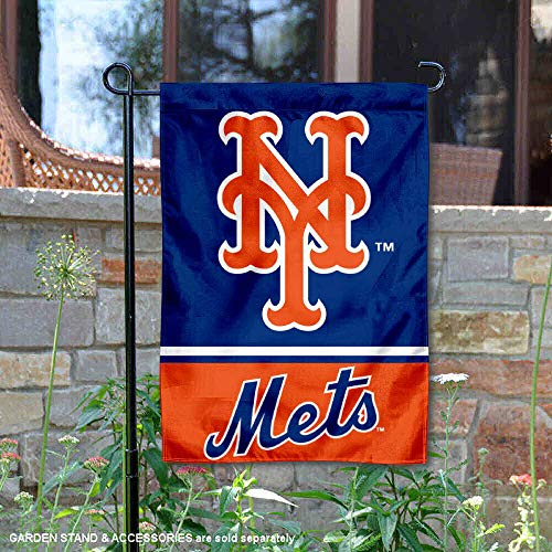 Wincraft New York Mets Double Sided Garden Flag
