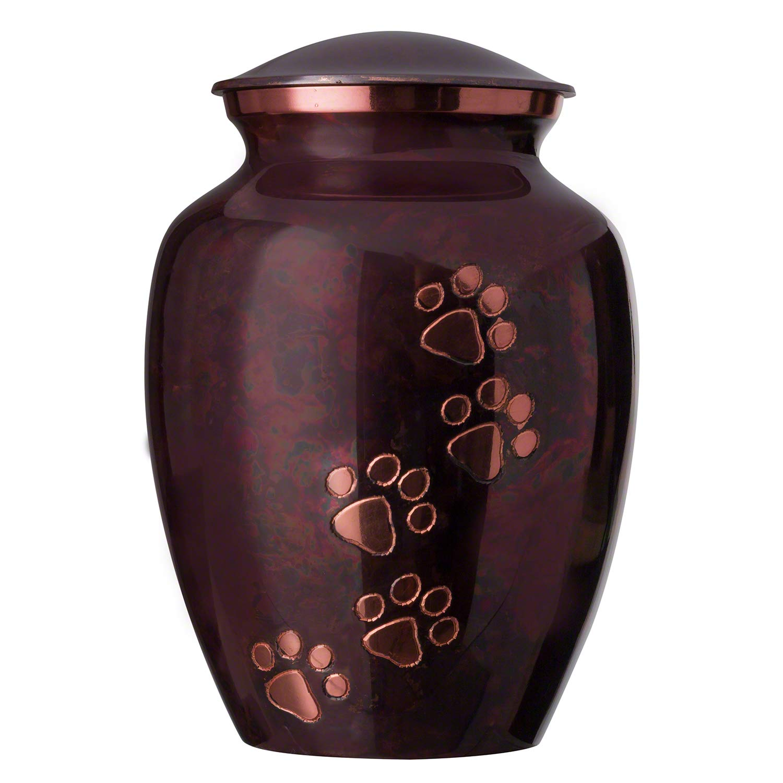 Best Friend Services Ottillie Paws Series Pet Urn
