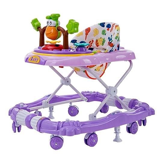 Andador de bebe Baby Walker 6-18 Meses Multifunción antivuelco ...