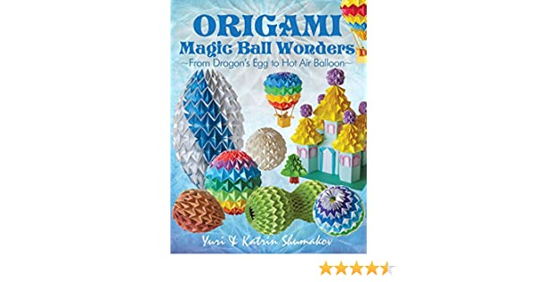 Origami Magic Ball (