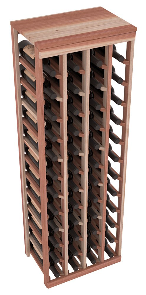 Wine Racks America Redwood 48 Bottle Table Top. 13 Stains to Choose From!