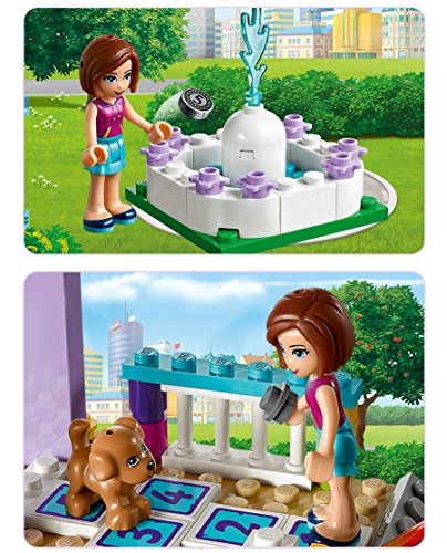 LEGO Friends Heartlake City Playground 41325 (326 Piece) - Buy ...