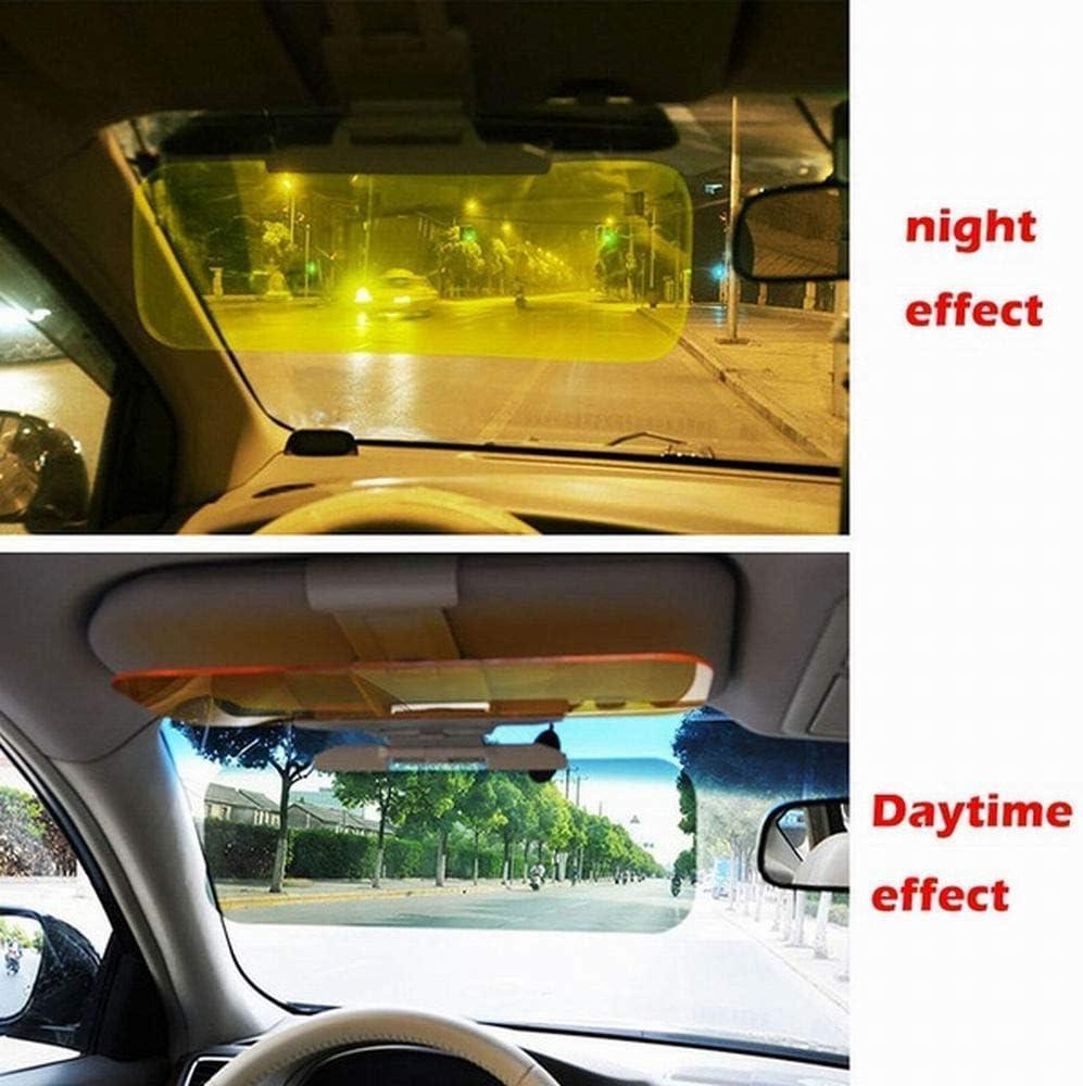 Sonnenbrille und Nachtsicht Brille Wie abgebildet Fahrer Anti-high Tr/äger Brille Luyao Verstellbar Auto Sonnenblende 32 * 12 * 0.2CM