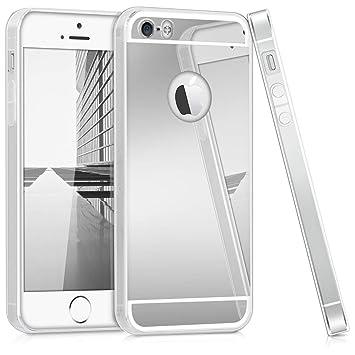 8ddfc532589 kwmobile Funda para Apple iPhone SE / 5 / 5S: Amazon.es: Electrónica