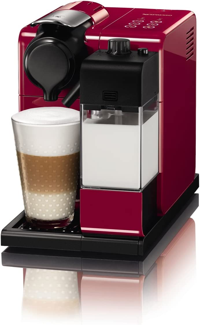 Nestle coffee maker Nespresso Ratishima touch red F511RE