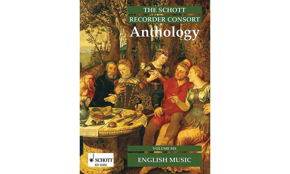 Schott The Recorder Anthology - Volume 6 Schott Series by Various Arranged by Bernard Thomas pdf