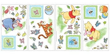 RoomMates Disney Winnie The Pooh Wall Stickers Part 61