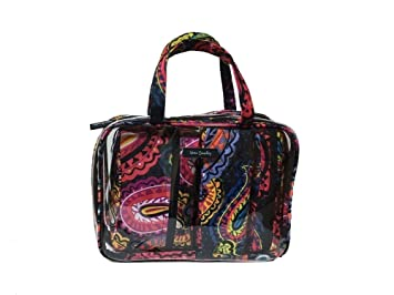 Amazon.com   Vera Bradley 4 Pc. Cosmetic Organizer Twilight Paisley   Beauty ecb004cc18fbe
