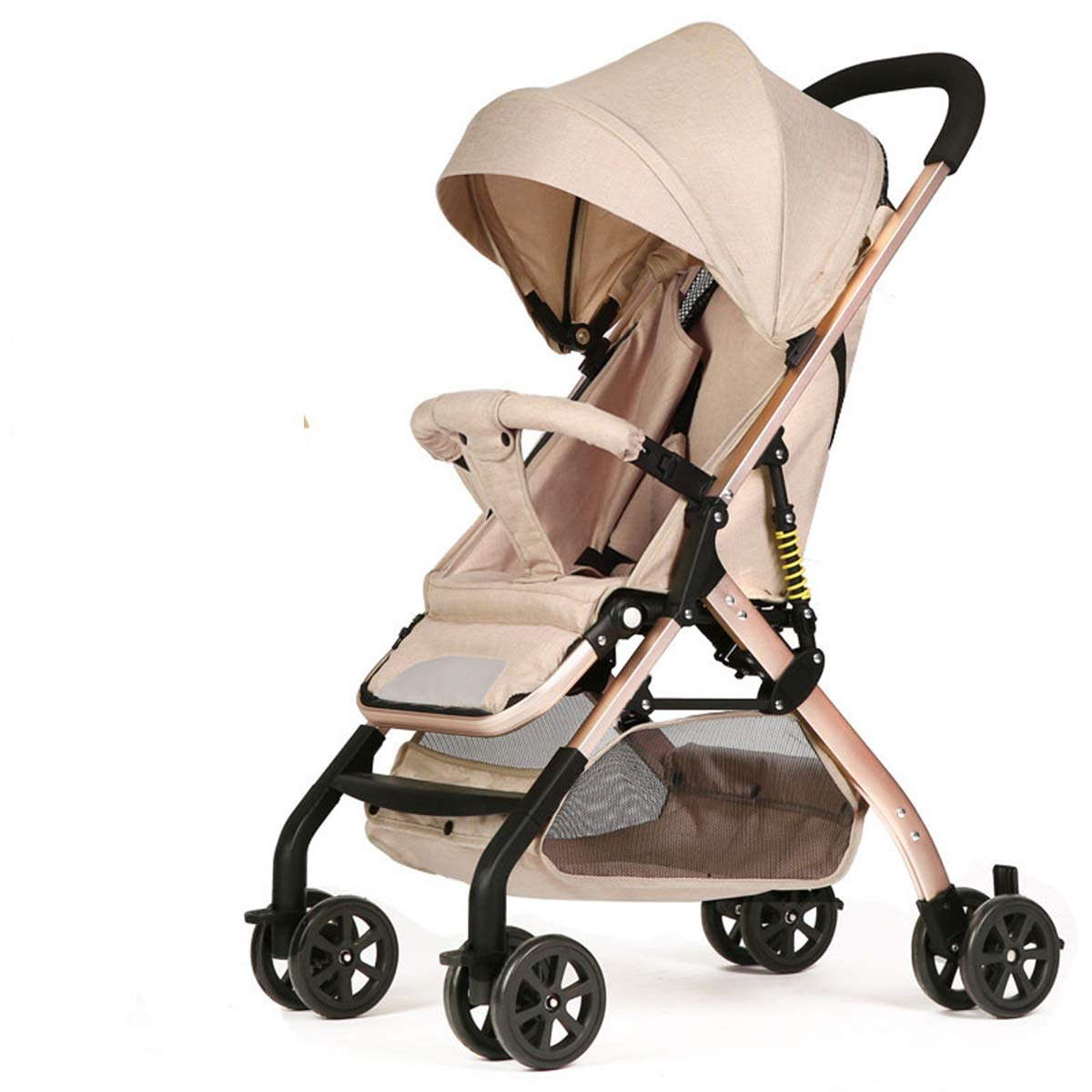 Foldable Travel Pushchair Airplane Baby Infant Stroller Carriage Aluminum Alloy