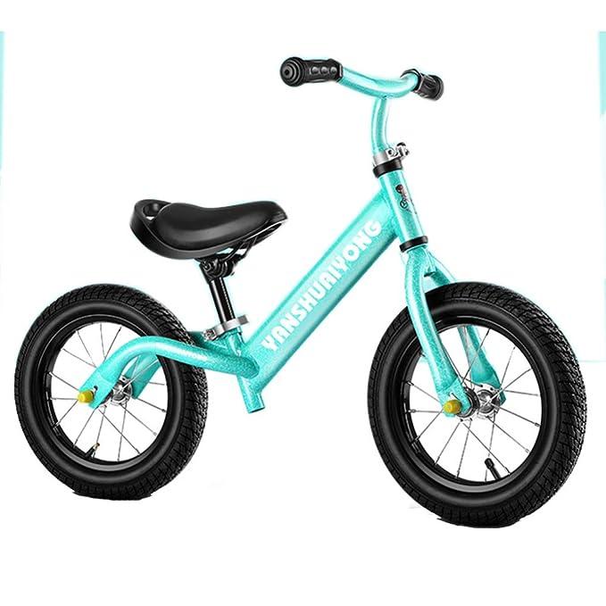 YSH 12 Pulgadas para Niños, Dos Ruedas, Equilibrio, Bicicleta ...