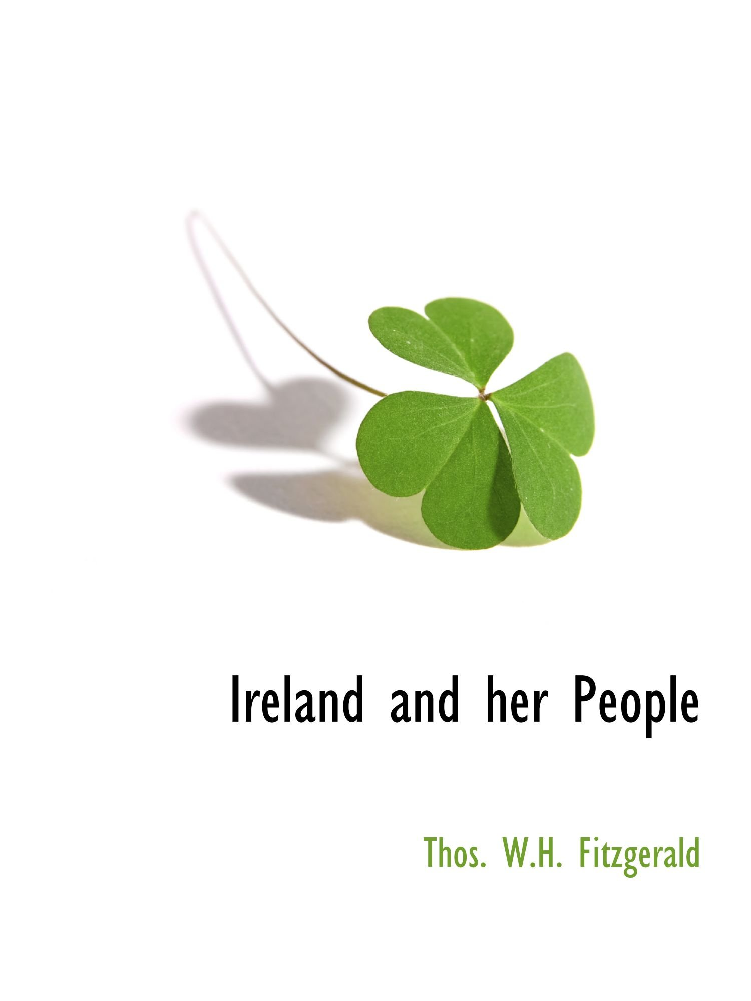 Read Online Ireland and her People pdf epub