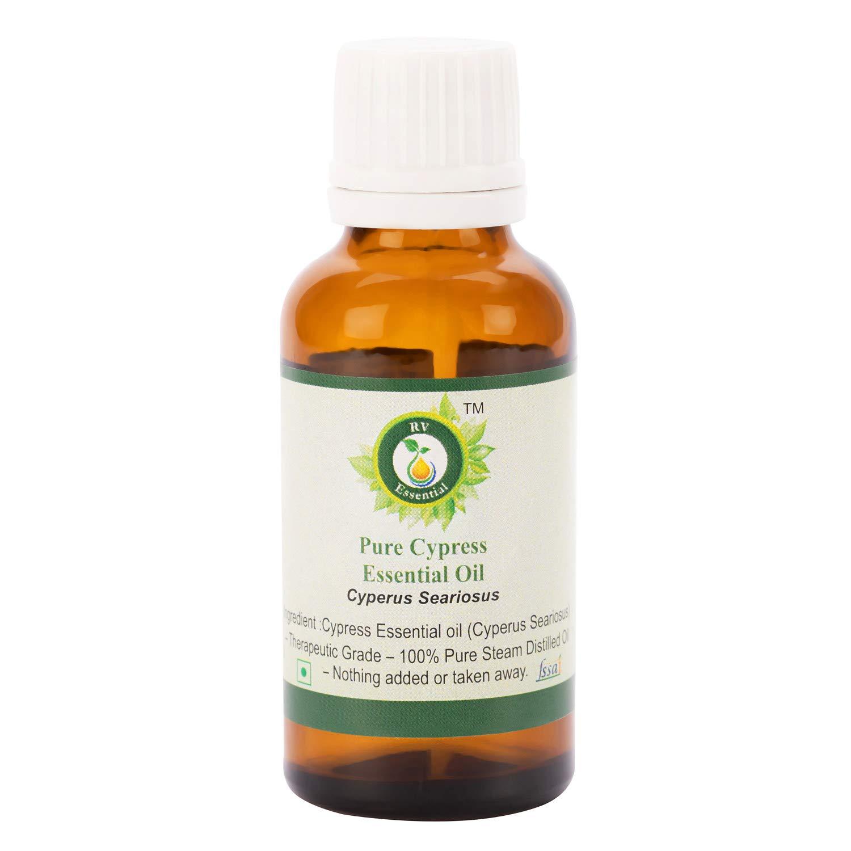 Aceite esencial puro de ciprés