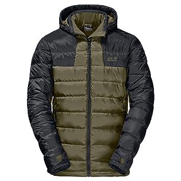 Jack Wolfskin hombres chaqueta de Groenlandia, quemado de ...