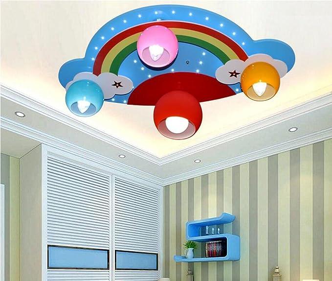 Chambre enfant Lampe Arc-en-ciel