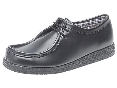 b01b9760d School Shoes art no 7347/157A (Junior boys shoe size 1, BLACK)