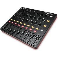 Akai Professional MIDIMIX - Mezclador controlador MIDI USB para Ableton, DAW y efectos virtuales, ligero y portátil