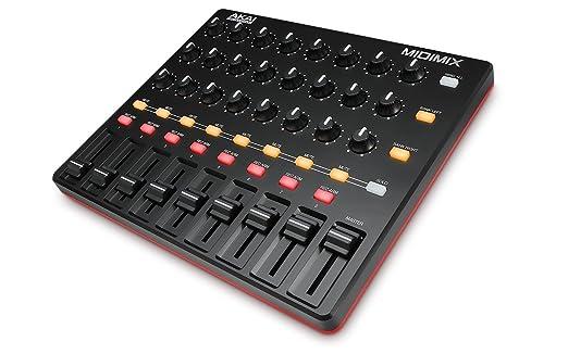 8 opinioni per AKAI Professional MidiMix Mixer e Controller MIDI USB Leggero e Professionale +