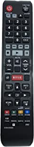 Beyution New Replaced Samsung Remote Home-Theater Blu-Ray Tv Remote Ah59-02402A for Samsung Hte4500Za Hte6730Wza Hte5500Wza-Same As Original