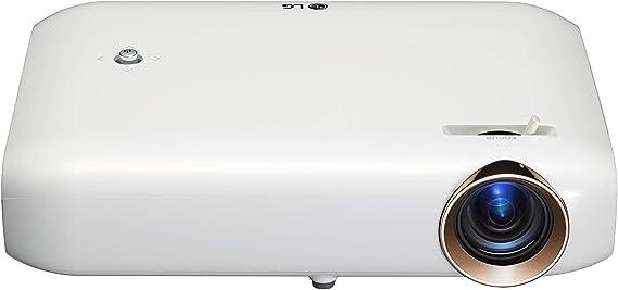 LG Minibeam - Proyector LED portátil: Amazon.es: Electrónica