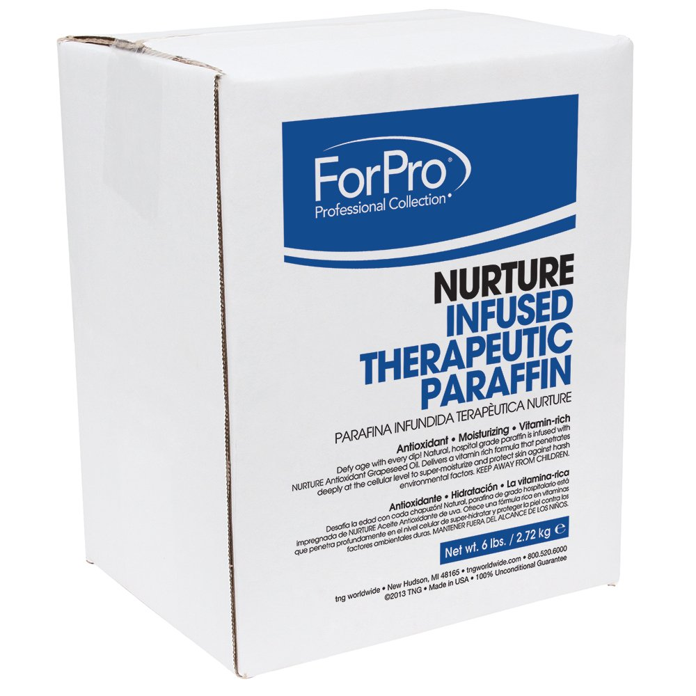 NURTURE Infused Therapeutic Paraffin Unscented 6lbs