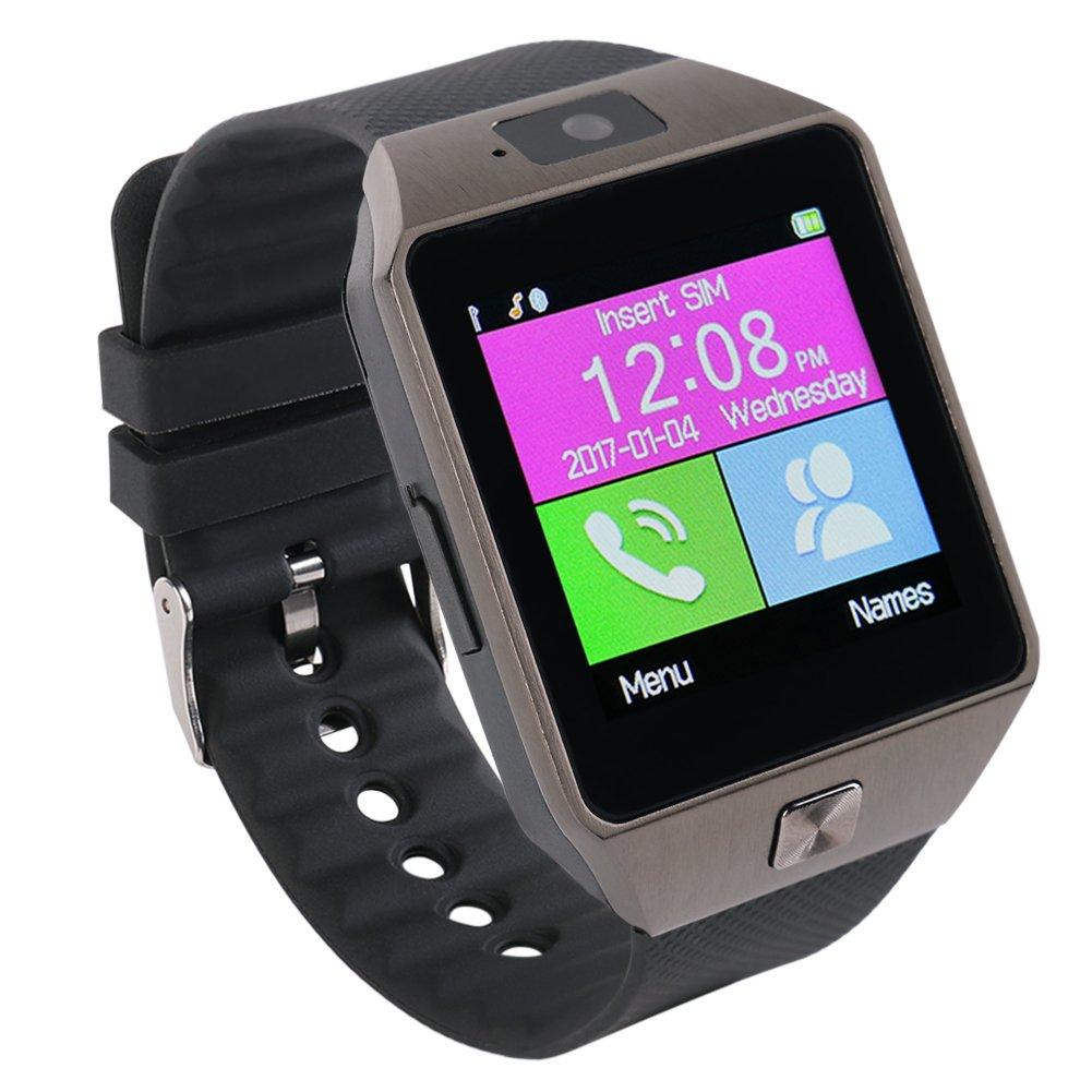 DZ09 Bluetooth Reloj Inteligente, Pantalla Táctil Inteligente ...