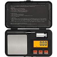 gazechimp Mini 200g / 0,001 Balança Digital De Joias Balança De Grama De Cozinha Peso De Alimentos Amplo