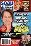 Michael Easton (General Hospital) l Kim Matula l Greg Vaughan l Deidre Hall - March 14, 2016 Soap Opera Digest