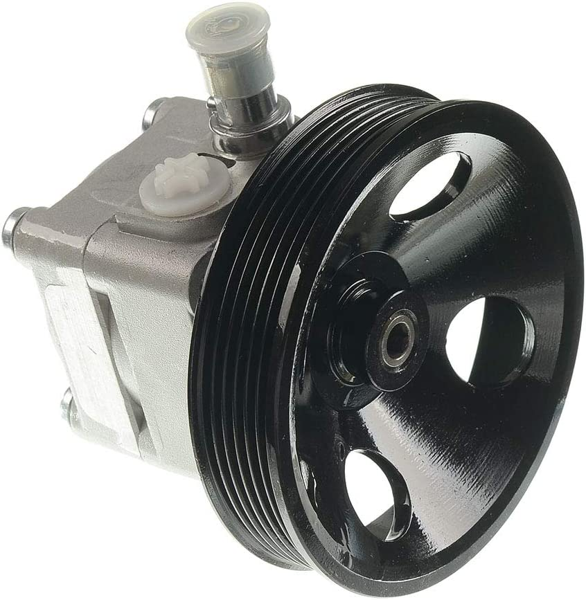 A-Premium Power Steering Pump Without Reservoir for Volvo S60 V70 S80 XC90 2005-2007