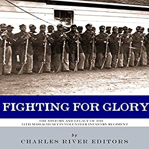 Fighting for Glory Audiobook