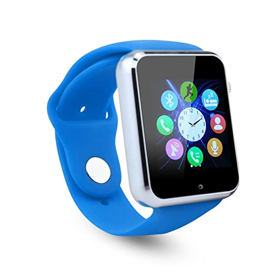 Watches, Parts & Accessories Aggressive Latest Dz09 Smart Watch With Sim Card Slot Camera For Android Samsung Iphone