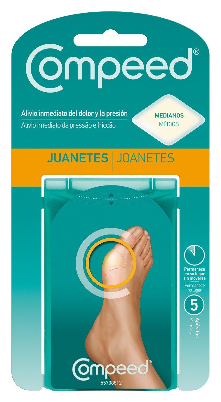 COMPEED JUANETES 5 UDS Parafarmaweb 931
