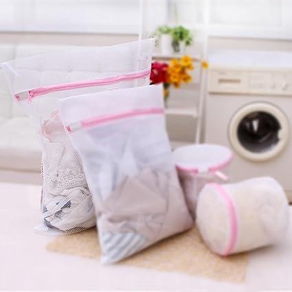 Ropa interior Ropa Aid Bra Calcetines Lavandería Lavadora clasificador de bolsa de malla neto