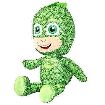 PJ Masks Gecko | Colgando de la Felpa | Figura de Peluche | Monigote | 35