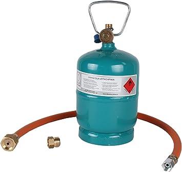 Outdoor Kocher Gasflaschen Flasche Refill Adapter Nachfüllung Neu Propan Ca B9M5