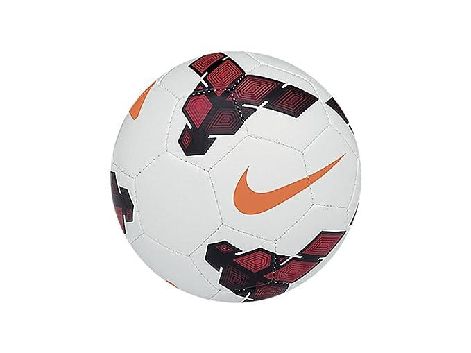 Nike Skills - Balón Unisex, Color Blanco/Rojo/Naranja, Talla 1 ...