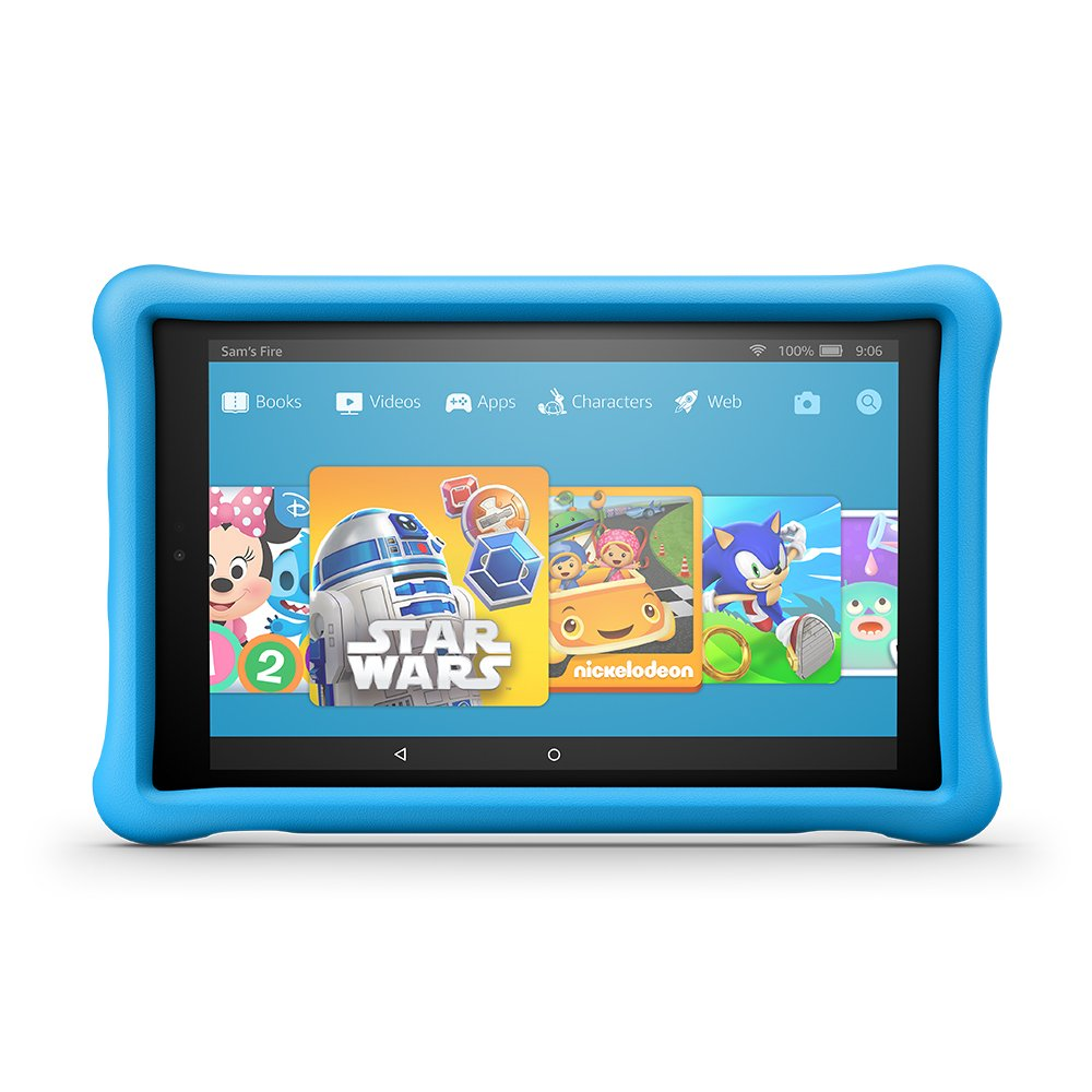 Can You Put Kids Apps On Amazon Fire Tablet