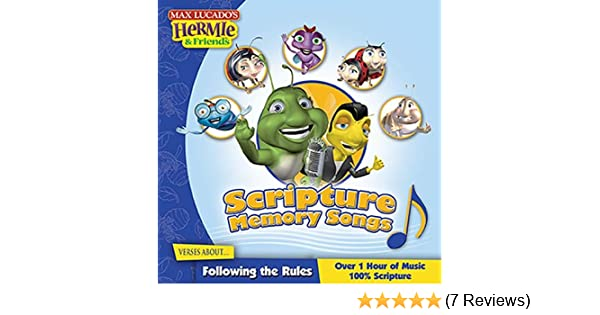Amazon Scripture Memory Songs Verses About Following The Rules