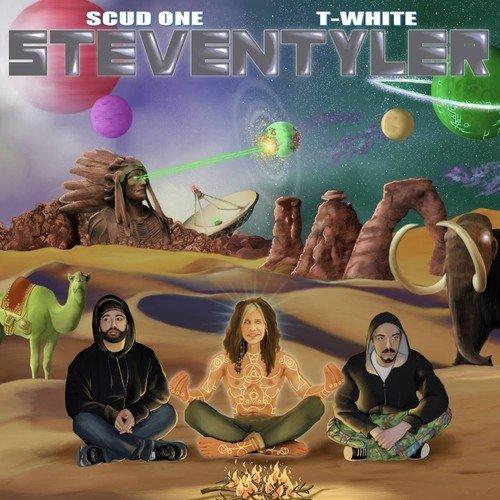 SCUD ONE / T-WHITE - STEVEN TYLER (GRN)