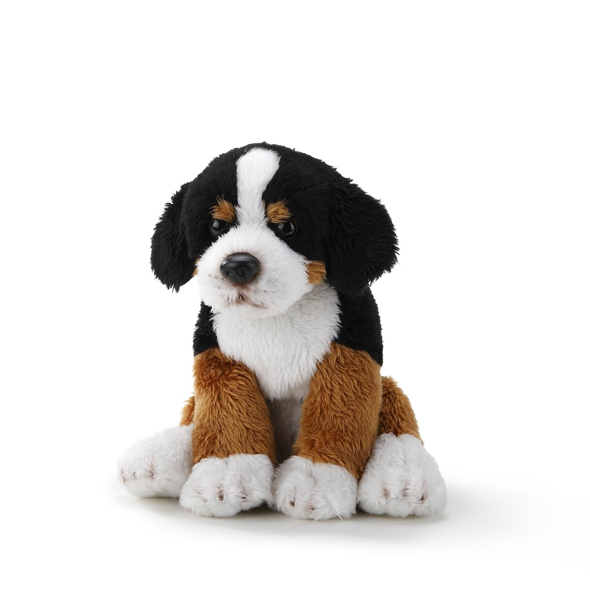 Amazon Com Demdaco Bernese Mountain Dog Children S Plush Beanbag