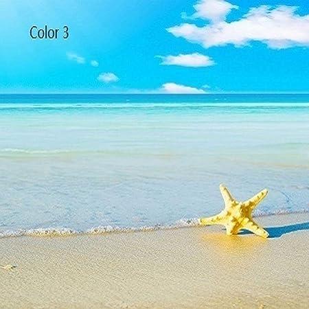 zxddzl Cartel de Concha de Playa e impresión Mural Arte ...