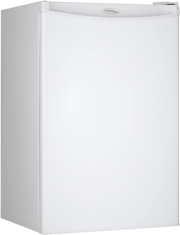 Danby Designer 4.4 Cubic Feet Compact Refrigerator (DAR044A4WDD) White