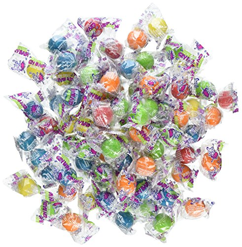 Concord Extra Sour Cry Baby Bubble Gum 1 Lb (wrapped) (Gum Baby Bubble)