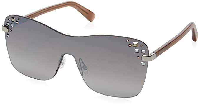 441aace1f77 Image Unavailable. Image not available for. Colour  Jimmy Choo Women s Mask  S Nq Sunglasses
