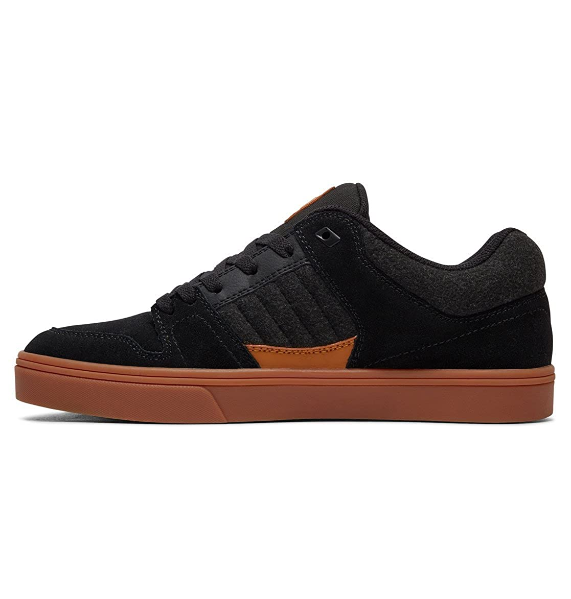 DC Shoe Course 2 Se M Shoe DC Herren Low-Top Black/Gum 237723