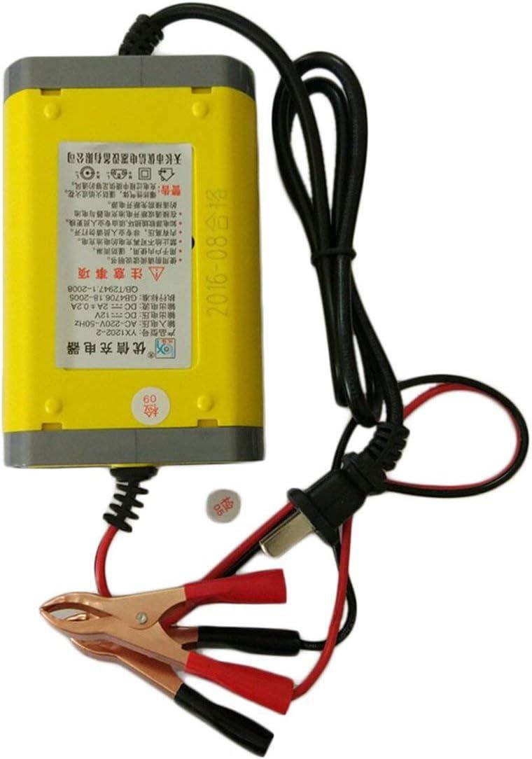 12V 2A Caricabatteria per Moto Automatico Intelligente di Potere della Banca Caricabatteria per Automobile Portatile Accessori per Veicoli