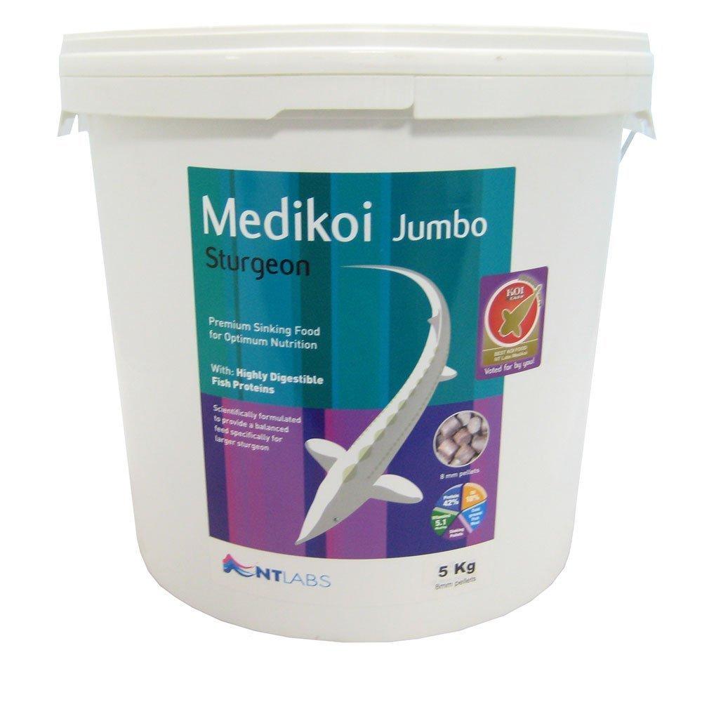Nt Labs Medikoi Sturgeon Jumbo 8Mm Pellet 5Kg