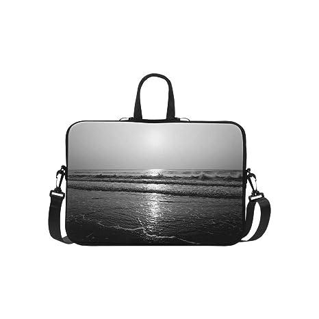 e7b9fe58e0c4 Amazon.com: InterestPrint Ocean Beach Laptop Sleeve Case Bag, Ocean ...