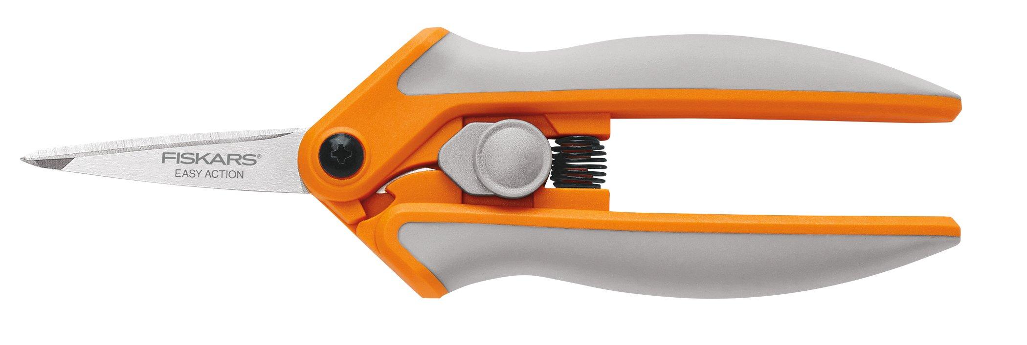 Tijera : Fiskars 190500 Razoredge Micro Corte 13cm