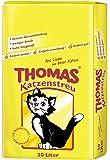 Thomas Katzenstreu, 1 Packung (1 x 20 l)